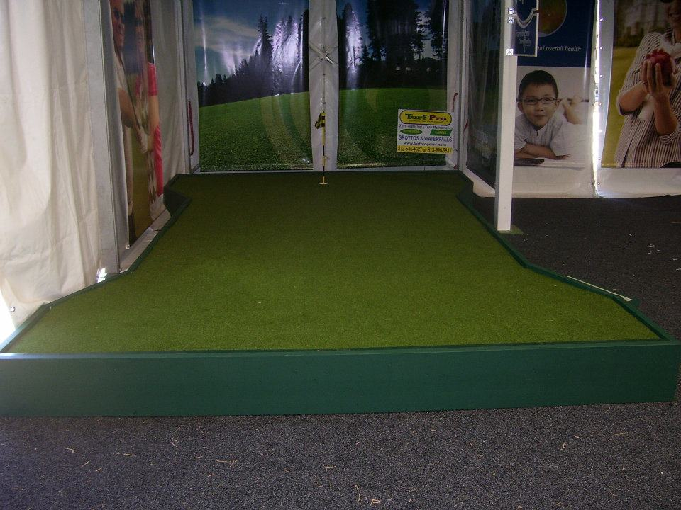 Personal Putting Green