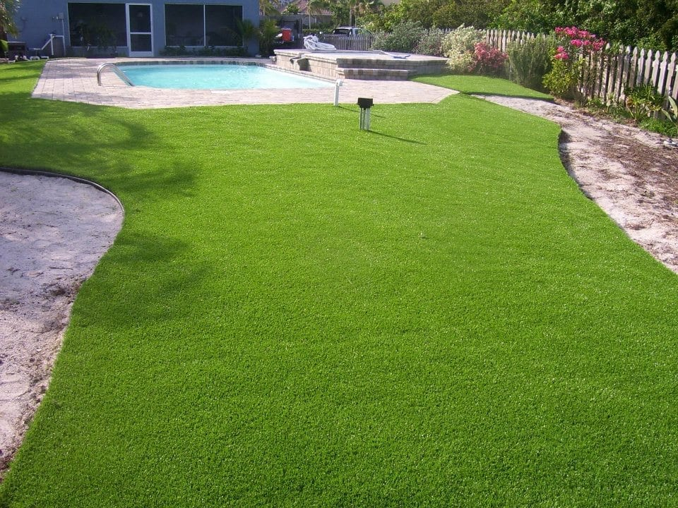 Artificial Turf For Backyard Backyard Pool Turf