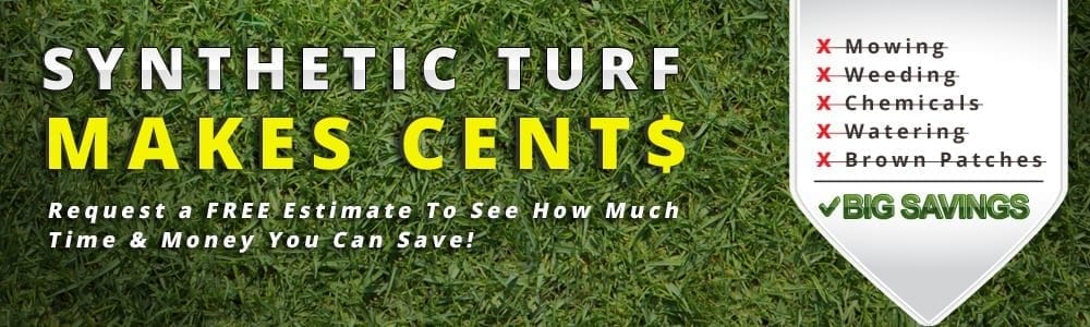 Artificial Turf Makes Cents