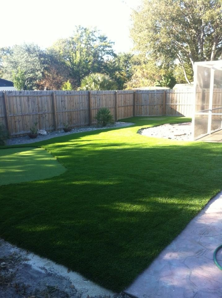 Artificial Turf Grass - Largo, FL