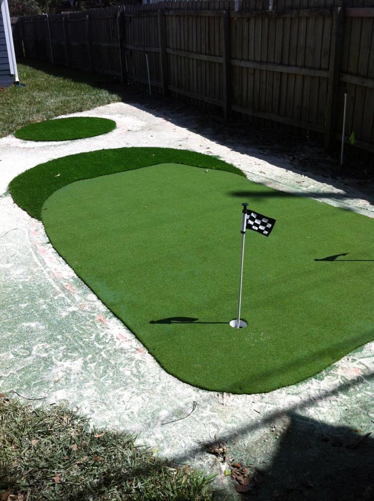 Artificial Golf Turf Grass Tampa Turf Pro Synthetics Llc