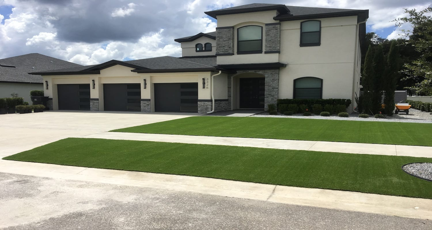 <p>The use of artificial grass has become more common in residential landscaping mainly because it offers multiple advantages when compared to a traditional lawn. It is soft, lightweight, and requires minimal maintenance. Over the years, manufacturers have developed beneficial ways of making synthetic grass not only look but also feel [&hellip;]</p>