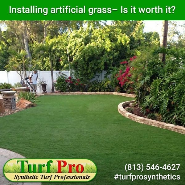 <p>For a few years, the concept of artificial grass is basically surrounding us, even though we're not noticing this. Whether we're talking about sports fields, gardens, businesses, golf courses or even public spaces, they're all relying on synthetic grass to provide a lush, attractive landscape solution, that requires minimal maintenance, […]</p>