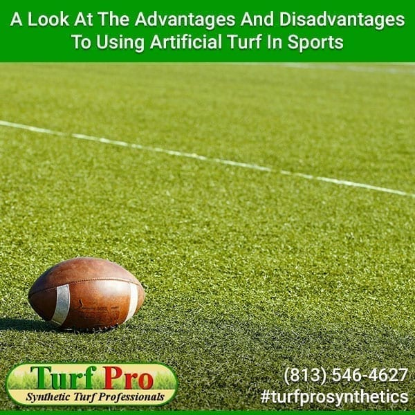 "<p>Some outdoor sports (e.g. baseball, football, soccer, rugby) have chosen to use artificial turf instead of ""real"" grass. This is a synthetic alternative that has either a rubber, foam, or polyester backing. The individual blades of grass are made of either a nylon or polypropylene blend. Today, it's even possible […]</p>"