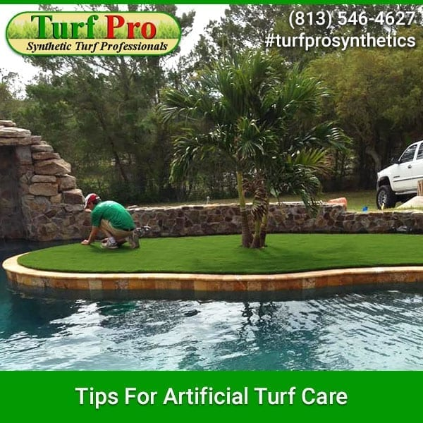<p>If you have finally decided to move over to using the artificial turf, you have made the right decision. There is no need to trudge up and down the grass to cut the lawn every week. All you are required to do is a little bit of maintenance activity every […]</p>