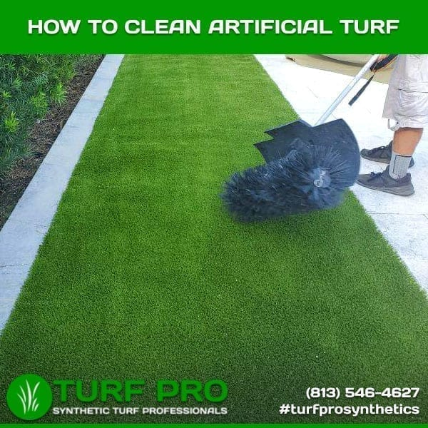 <p>Today many homeowners have chosen artificial turf for their yards because it doesn't require much maintenance, especially in comparison to natural grass. For instance, it will last for many years and you won't ever have to mow, fertilize, or water it but it'll still look lush and green all year […]</p>