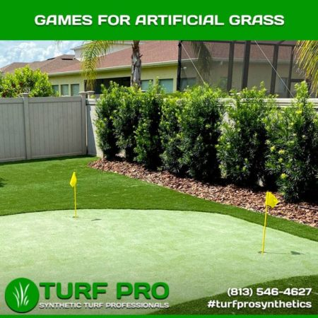 Games For Artificial Grass